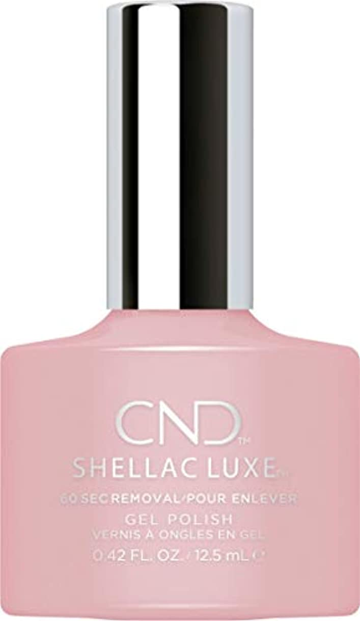 打撃ビン論理的CND Shellac Luxe - Nude Knickers - 12.5 ml / 0.42 oz