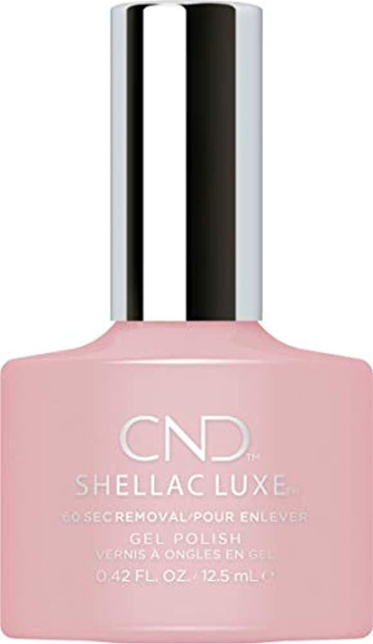 広告下着のみCND Shellac Luxe - Nude Knickers - 12.5 ml / 0.42 oz