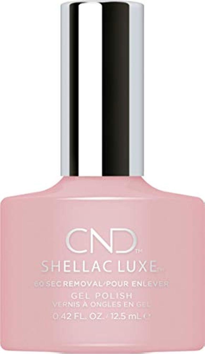間違っている大きなスケールで見るとその間CND Shellac Luxe - Nude Knickers - 12.5 ml / 0.42 oz