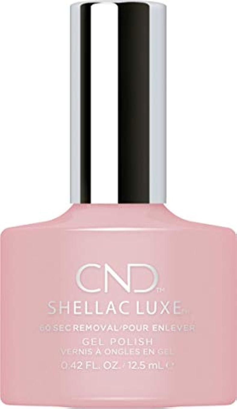 面白い令状掘るCND Shellac Luxe - Nude Knickers - 12.5 ml / 0.42 oz