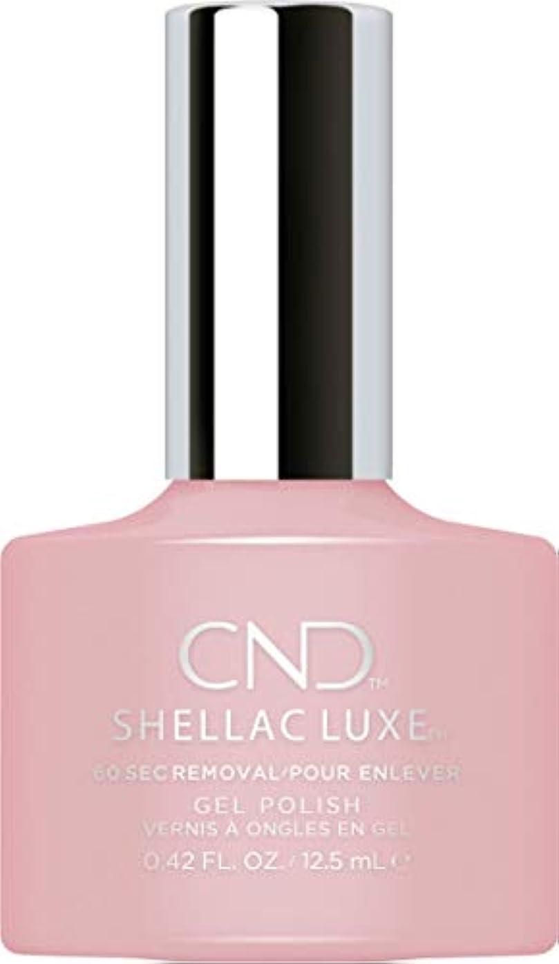 凍る追跡破滅CND Shellac Luxe - Nude Knickers - 12.5 ml / 0.42 oz