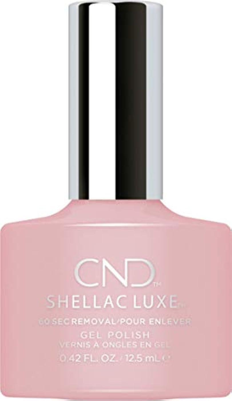 再生的論理的に群れCND Shellac Luxe - Nude Knickers - 12.5 ml / 0.42 oz