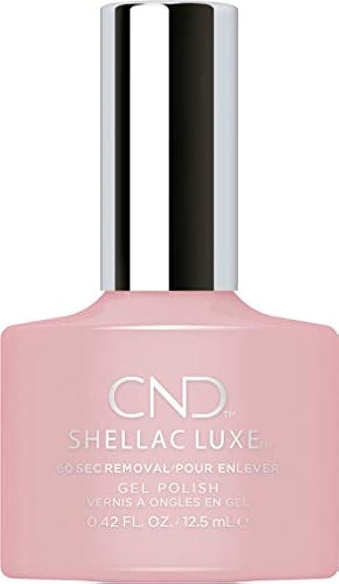 ルーチン意図する破壊的CND Shellac Luxe - Nude Knickers - 12.5 ml / 0.42 oz