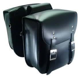 丈夫な作りと大容量収納 高品質 バイク用サイドバッグ【2個セット】愛車の魅力を引き立てる ツールバッグ 旅行 ツーリング
