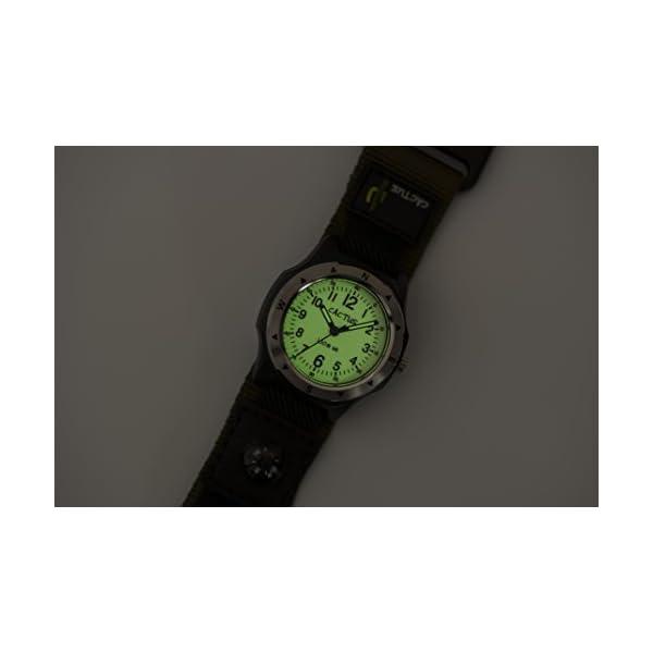 [カクタス]CACTUS キッズ腕時計 蓄光ダ...の紹介画像8