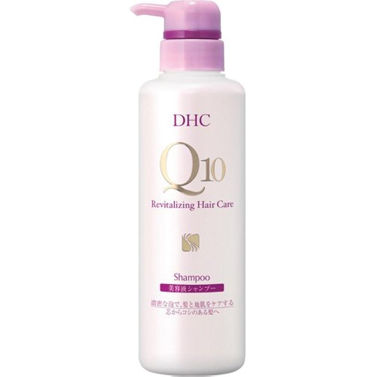 乳白色くつろぐフルーツDHC Q10美容液 シャンプー (SS) 330ml