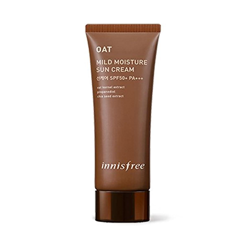 イニスフリーオアムマイルドモイスチャーサンクリーム40mlサンスクリーンサンブロック Innisfree Oat Mild Moisture Sun Cream 40ml Sunscreen Sunblock [海外直送品...