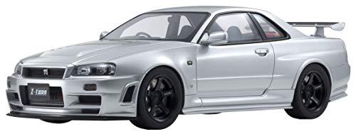 1/12 サムライ ニスモ R34 GT-R Z-tune [シルバー]