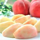山梨県産 桃 もも 日川 白鳳 約1kg ハウス栽培
