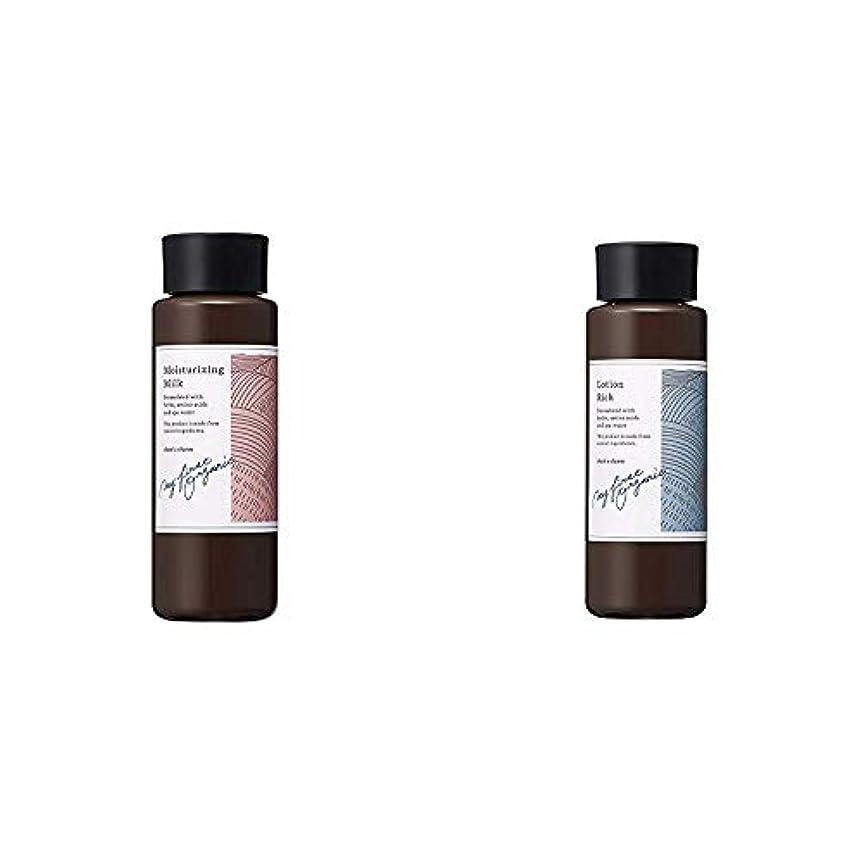 威する方程式前者チャントアチャーム モイスチャライジングミルク 乳液 & ローションR 化粧水
