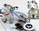 ソフトバンクのお父さん KAI-KUN 北海道犬 カイくん マスコットストラップ