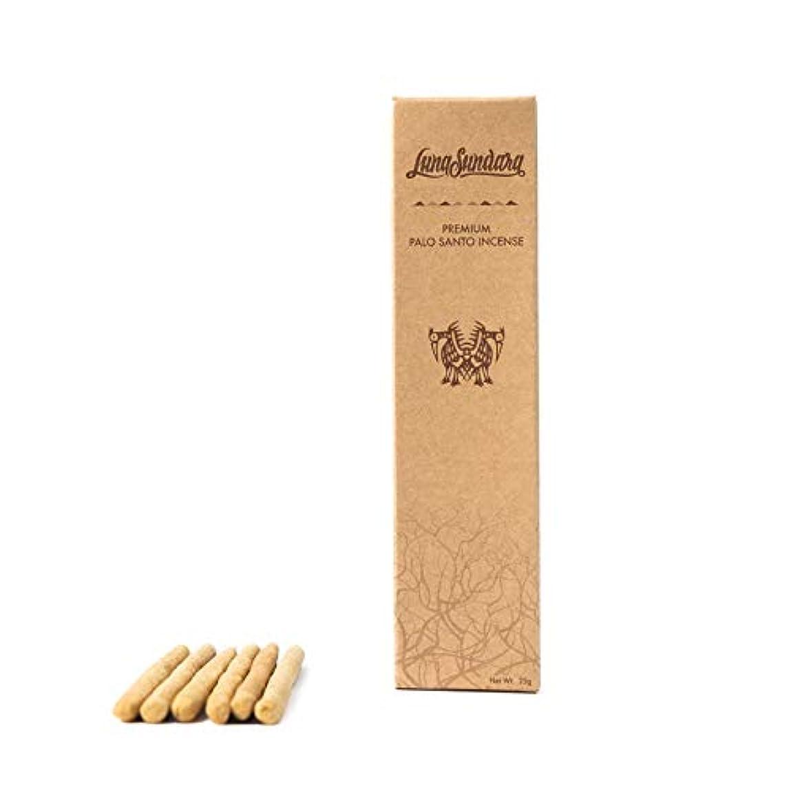磁器服流行プレミアムPalo Santo Hand Rolled Incense Sticksから100 %ワイルドペルーPalo Santo、for瞑想、リラクゼーション、およびSpiritualクレンジング