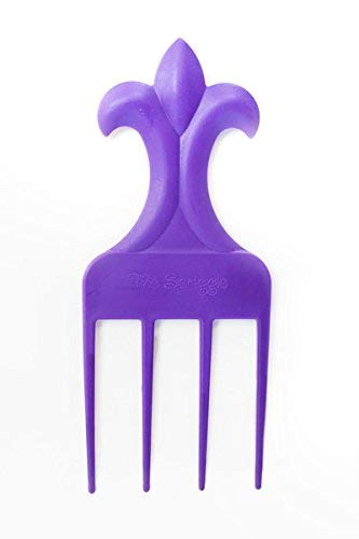 ブラシ例示する彼女自身The Spriggle (Purple) [並行輸入品]