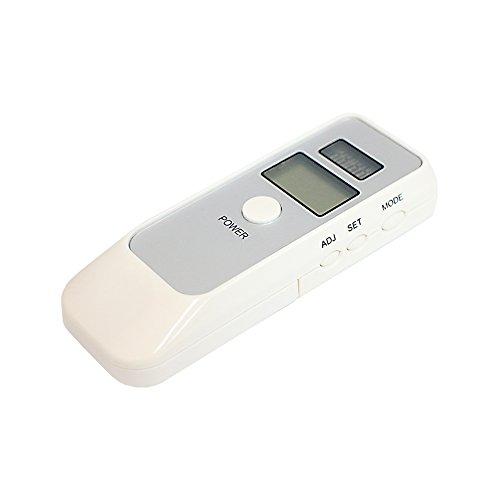アルコールチェッカー 0.01mg/l 単位 表示 アルコール 検知器 チェッカー 飲酒 運転 防止 アルコール検査 簡単操作 ストラップ付き