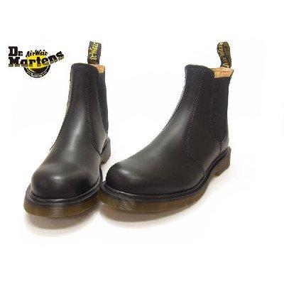 (ドクターマーチン) Dr.Martens CHELSEA BOOT チェルシーブーツ BLACK ブラック サイドゴア UK5.0(24.0cm)
