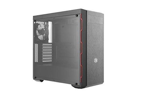 Cooler Master MasterBox MB600L Red ミドルタワー型PCケース  CS7067 MCB-B600L-KA5N-S00