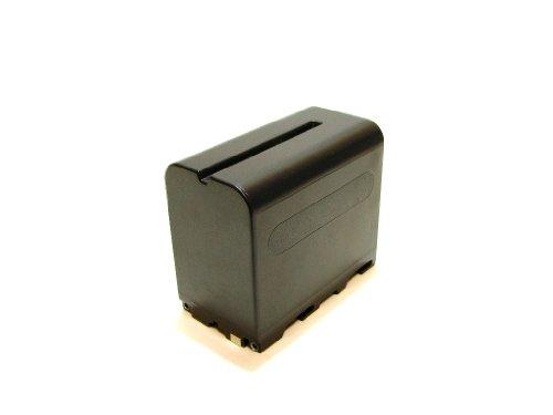 【ノーブランド品】SONY対応 NP-F970/F960/F950/F930互換バッテリー 高容量