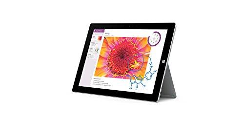 Surface 3 (4G LTE / 64GB モデル) + 専用 タイプ カバー (ブラック) + ペン (ブルー)