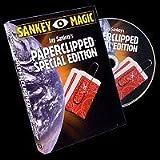 ◆手品?マジック◆Paperclipped [Special Edition] by Jay Sankey◆SM461