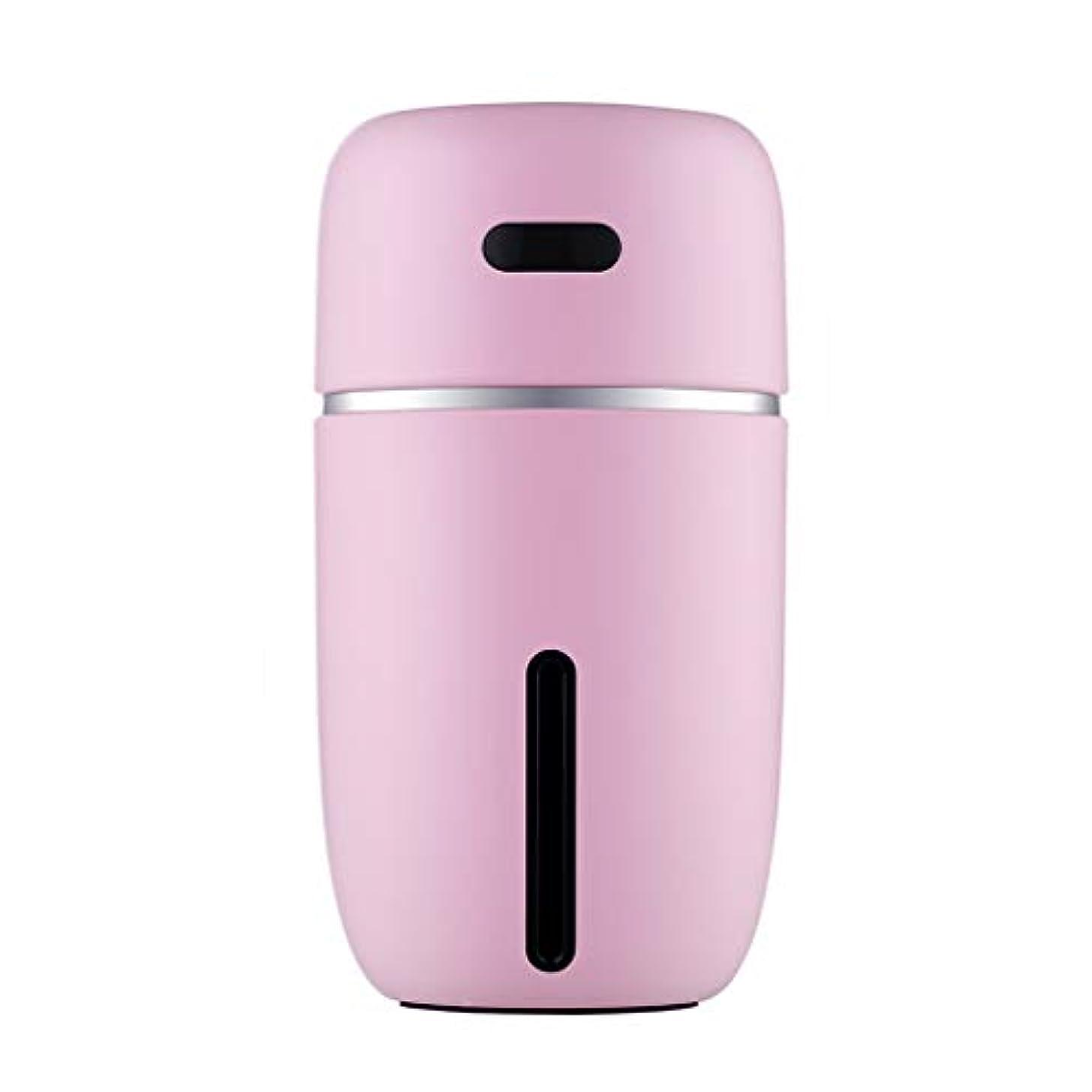 騒請う実際ミニ車ホーム加湿器3で 1 USB 水メーターオフィス空気清浄器ディフューザーオフィスホーム研究ヨガスパ (ブラック/ブルー/ホワイト/ピンク),A