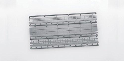 TOMIX Nゲージ 3082 ワイドレール用壁C317内・C280外 (3種×8枚入)