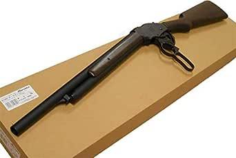マルシン 6mmBB ガスガン M1887 ガーズガン 木製ストック付 マットブラックコーティングHW