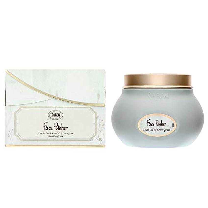 禁止小石電極SABON(サボン) サボン フェイスポリッシャー ミントグラス&レモングラス 単品 200mL
