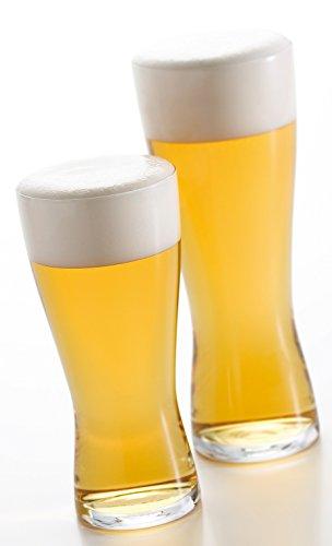 アデリア 食洗機 対応 ビールグラス (L 415ml) 3個セット B6771 2010年度グッドデザイン賞受賞