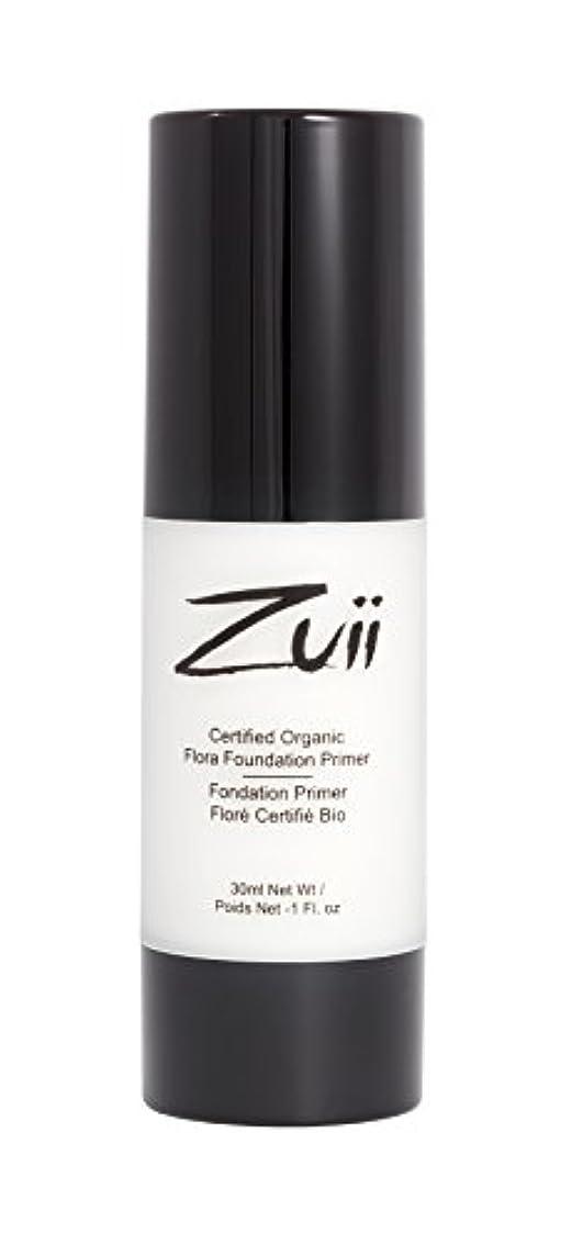 香ばしい置くためにパック役立つZuii フローラ クリアファンデーションプライマー(化粧下地) 30ml