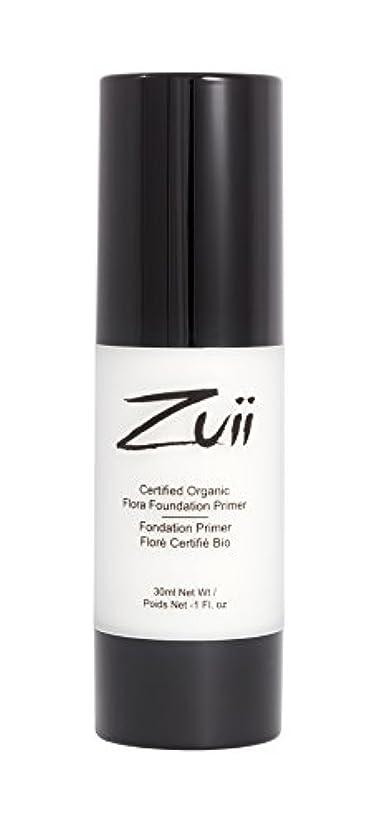 復活独立ほとんどの場合Zuii フローラ クリアファンデーションプライマー(化粧下地) 30ml