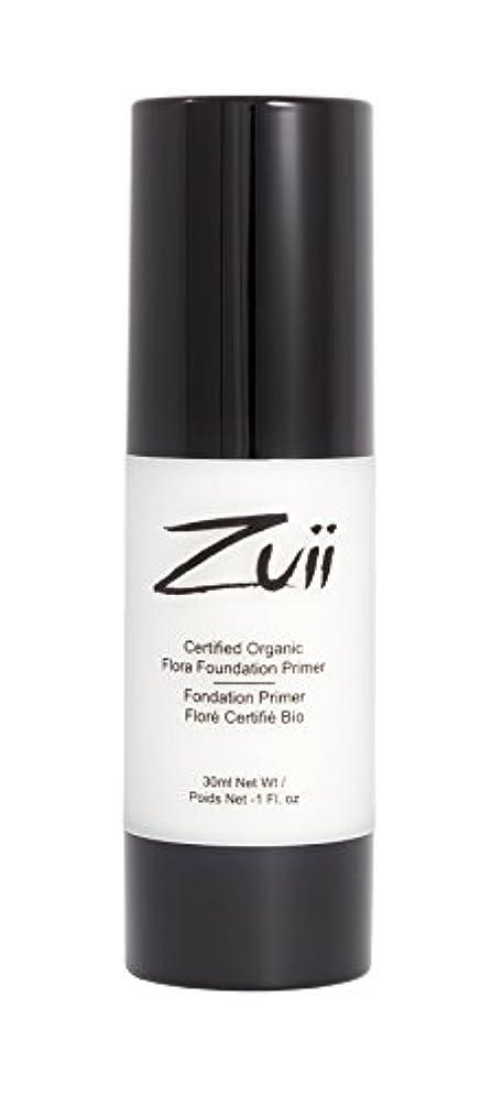 小人自伝一杯Zuii フローラ クリアファンデーションプライマー(化粧下地) 30ml