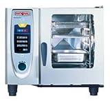 電気式スチームコンベクションオーブン セルフクッキング SCC61