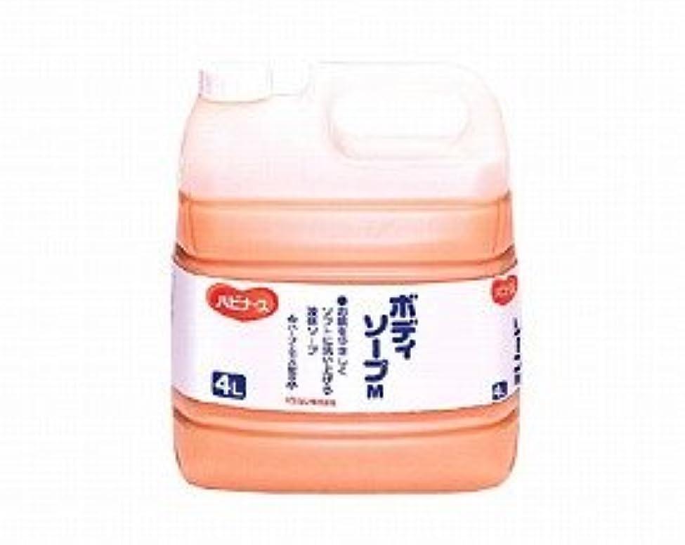 因子ほのめかすスリップハビナース ボディソープ 4L 11904 (ピジョンタヒラ) (清拭小物)