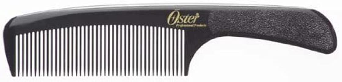 宇宙作曲家ライトニングOster 76002???605?Tapering and Styling Hair Pro Styling Comb by Oster [並行輸入品]