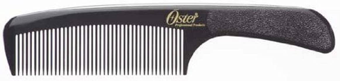 前奏曲トランジスタ研磨Oster 76002???605?Tapering and Styling Hair Pro Styling Comb by Oster [並行輸入品]
