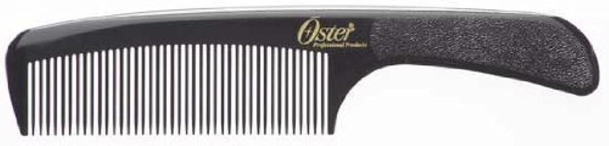 レオナルドダ不安定な統計的Oster 76002???605?Tapering and Styling Hair Pro Styling Comb by Oster [並行輸入品]