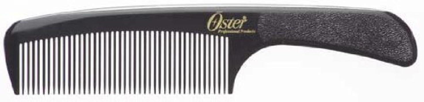 フェザー労苦主人Oster 76002???605?Tapering and Styling Hair Pro Styling Comb by Oster [並行輸入品]