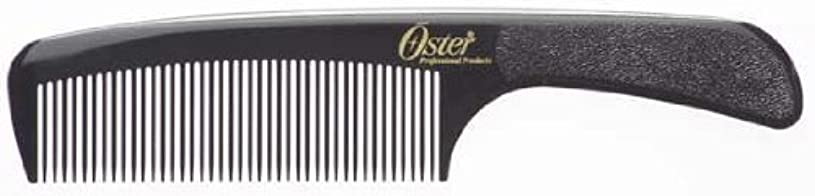 うれしい記録切るOster 76002???605?Tapering and Styling Hair Pro Styling Comb by Oster [並行輸入品]