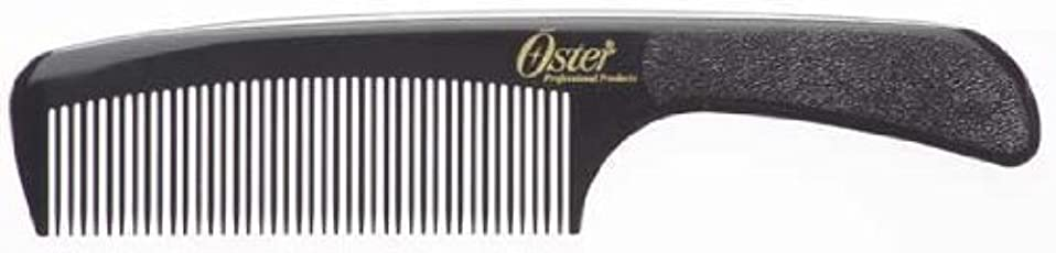 の頭の上石鹸ビバOster 76002???605?Tapering and Styling Hair Pro Styling Comb by Oster [並行輸入品]