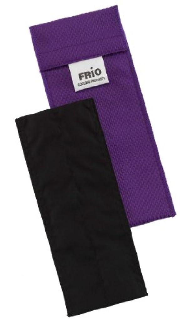出くわす生息地頂点フリオ (FRIO) インスリンクーラー シングル (インスリンペン1本用)紫色