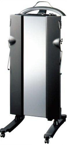東芝 ズボンプレッサー(消臭機能付き)スタンドタイプ ブラック...