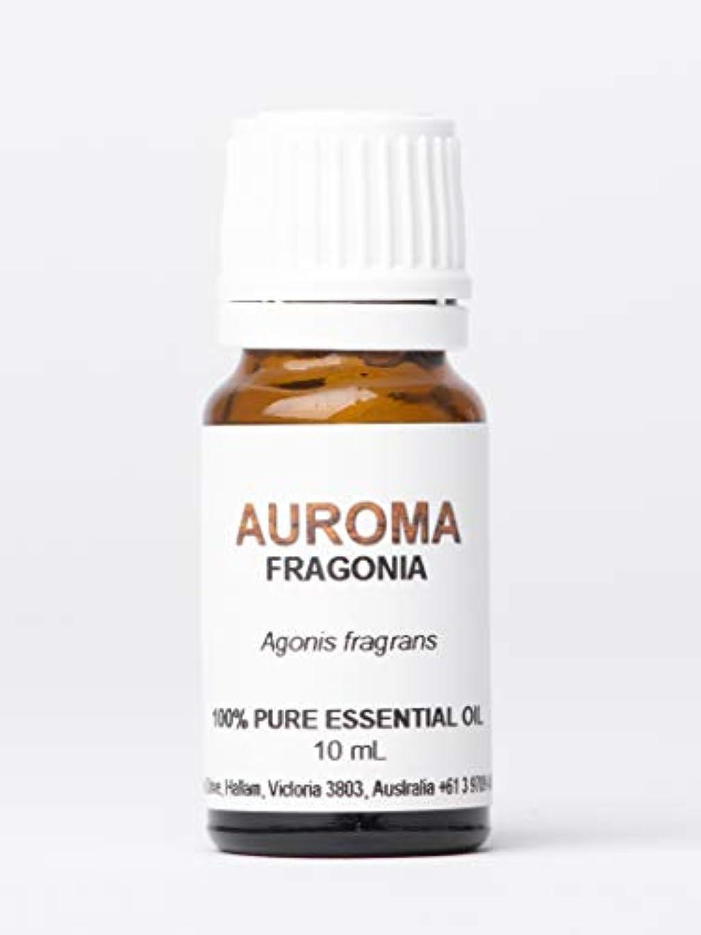 収まる代表する値AUROMA フラゴニア 10ml
