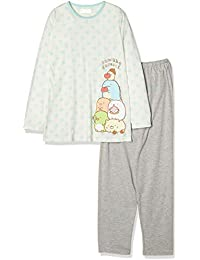 db3fe23e190da Amazon.co.jp  クリーム - パジャマ   ガールズ  服&ファッション小物