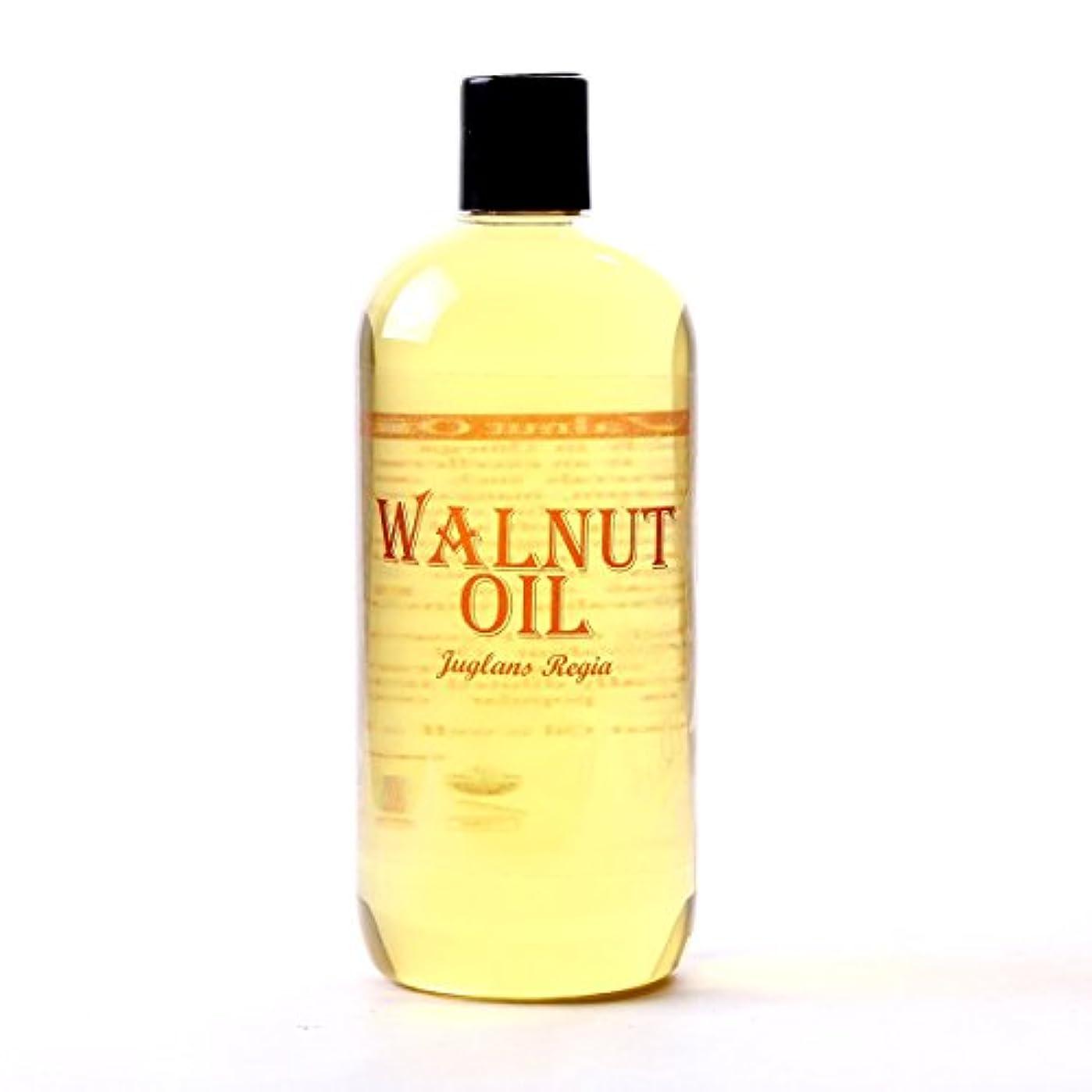 タールキャンパス異常なMystic Moments   Walnut Carrier Oil - 500ml - 100% Pure