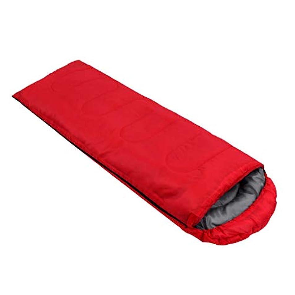 調べる洪水航海のFLAMEER 寝袋 封筒型シュラフ キャリーバッグ付き キャンプ用 携帯用寝具