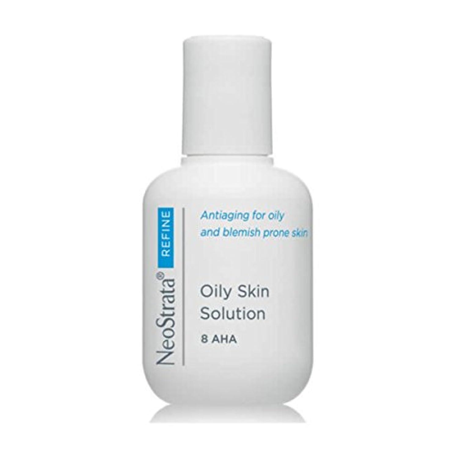 スラム戦艦切手Neostrata Oily Skin Solution Exfoliant Tonic 100ml [並行輸入品]