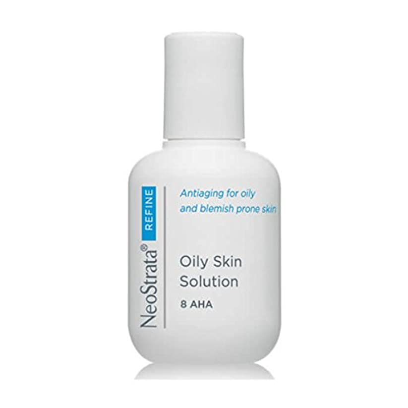 カレッジ皮肉スイス人Neostrata Oily Skin Solution Exfoliant Tonic 100ml [並行輸入品]