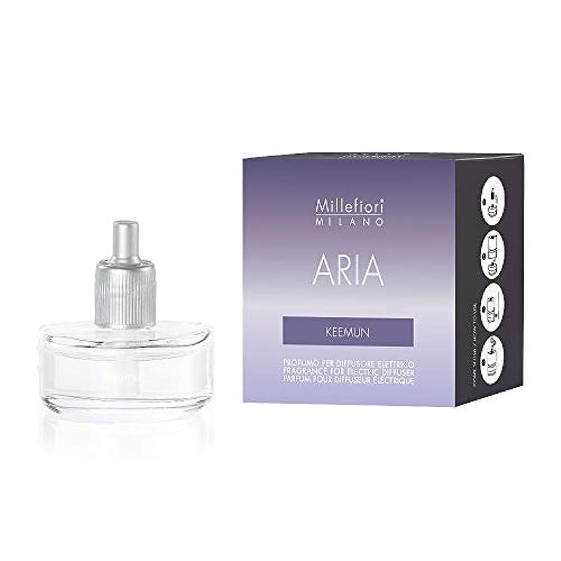 半ば契約するハードウェアMillefiori ミッレフィオーリ フレグランスディフューザー専用リフィル [ARIA] プラグイン キームン ARIA-R-04