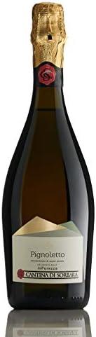 【グレープフルーツやみかんの香り】モデナ スプマンテ ピニョレット ブリュット D.O.P. 750ml [イタリア/スパークリング/辛口/winery direct]