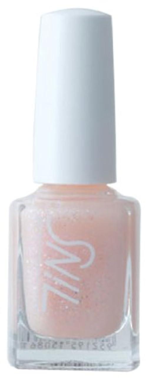 保育園ジェム押し下げるTINS カラー015(the sakura pink) サクラピンク  11ml カラーポリッシュマニキュア